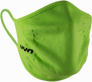 Maseczka UYN Community Mask  Lime